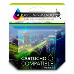 Brother LC 980 Cyan Cartucho Compatible
