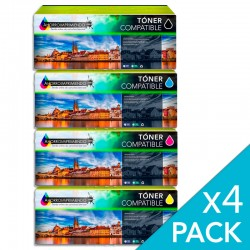 Pack 4 Canon 723 / 732...
